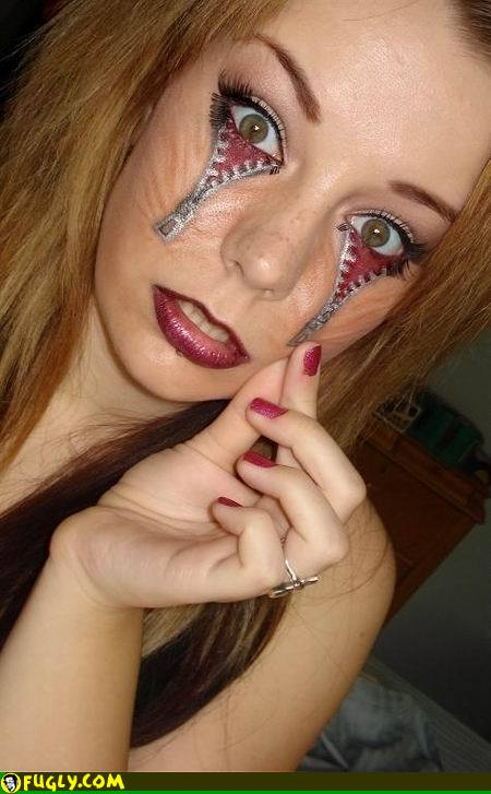 Eyelid Piercing Gone Wrong Tumblr Tattoo: Tattoos...