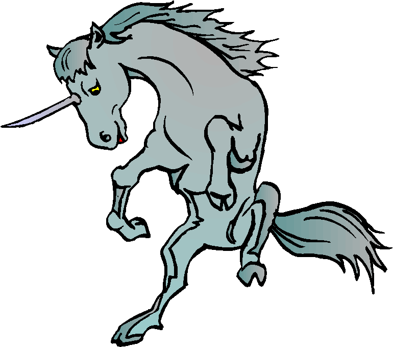 Unicorn Free Clipart