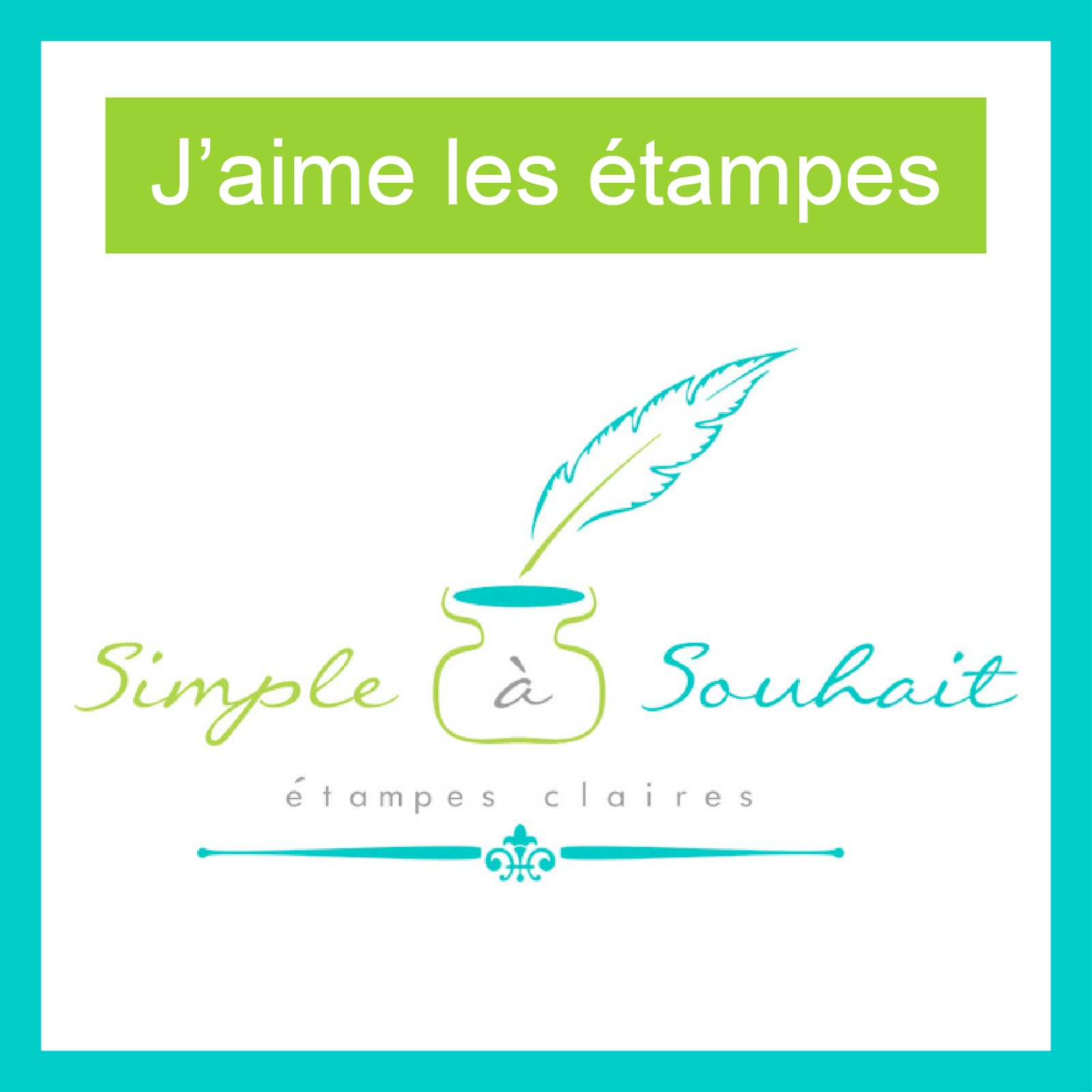 Étampes Simple à Souhait