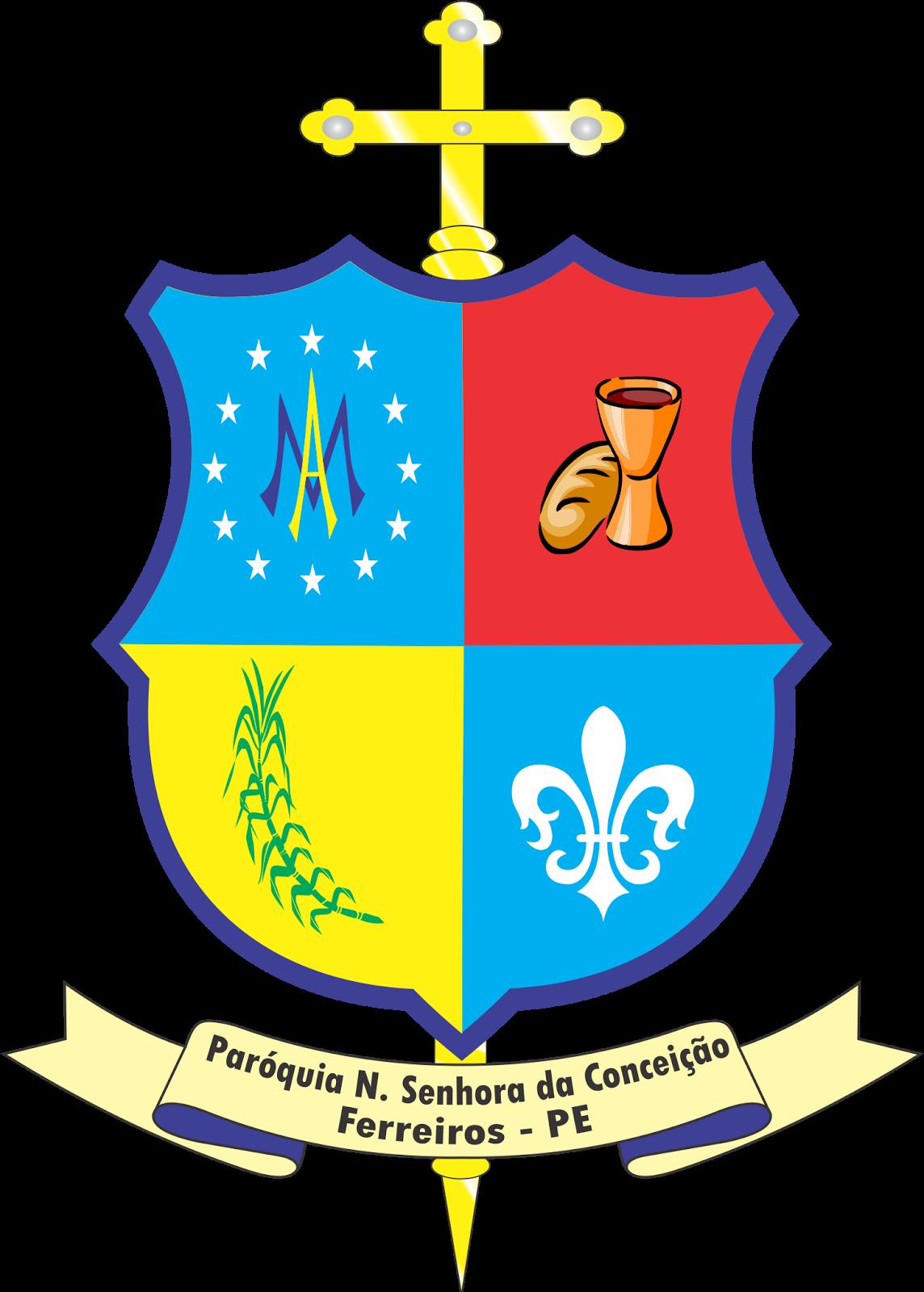 BRASÃO PAROQUIAL