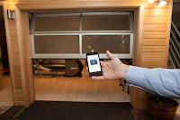 Garage Door Opener Portland app