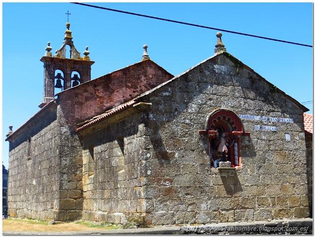 Parroquia de San Pelayo de Buscas
