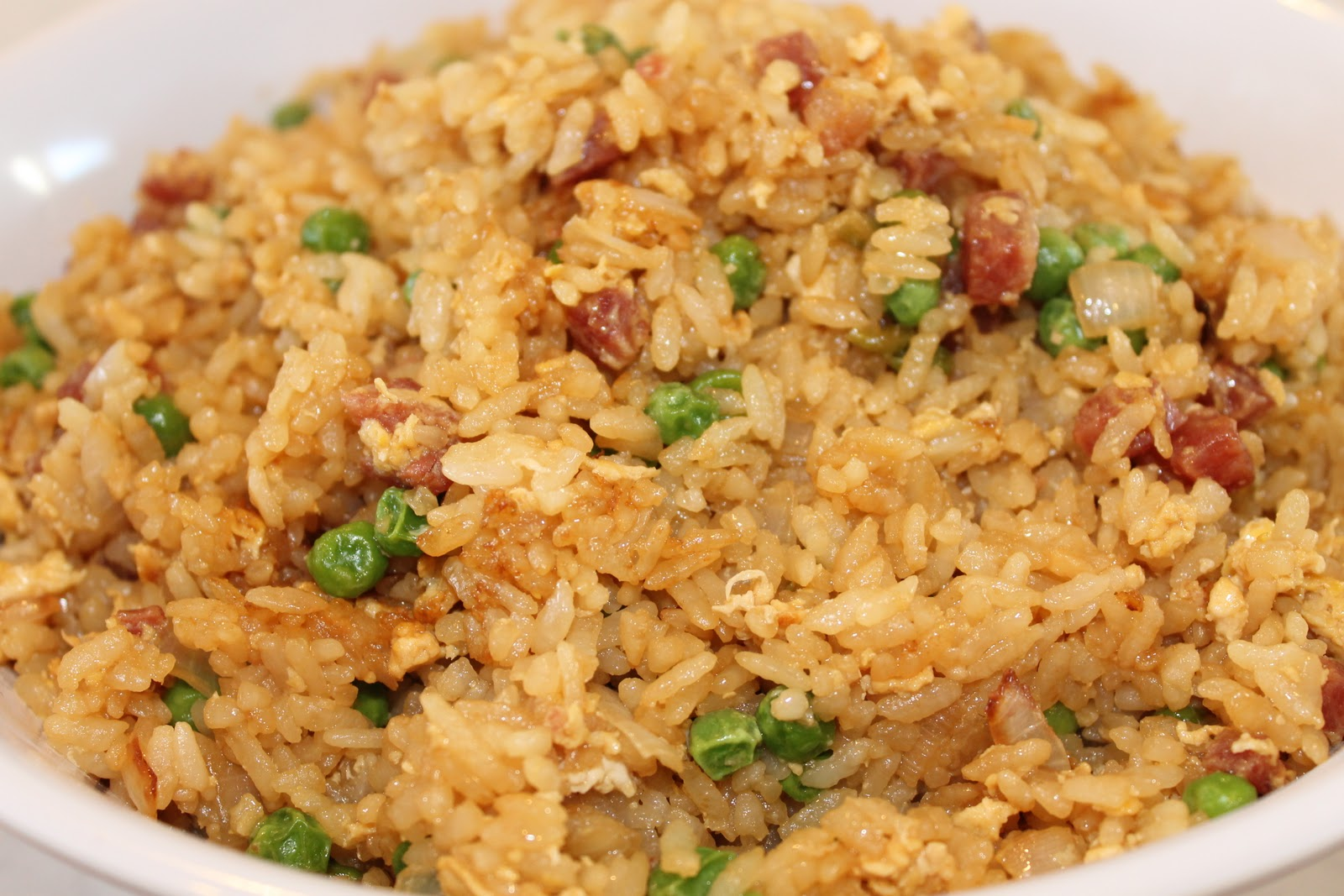 Mélange: Basic (Chinese Sausage) Fried Rice