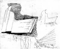 croquis y dibujos Alvar Aalto