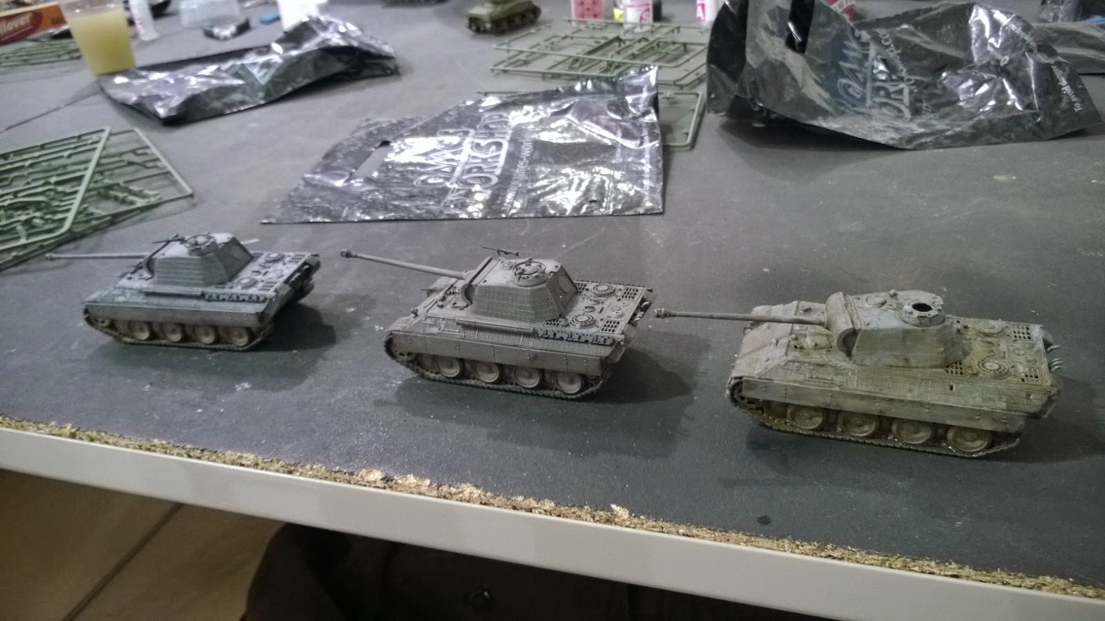 Warlord games bolt action panther