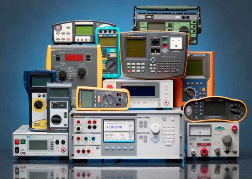 Types Of Electrical Test Equipment : Electrical test equipments amprobe multimeters best