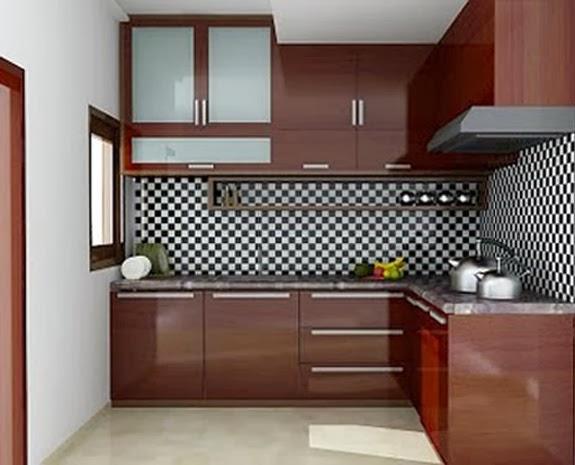 Kitchen set untuk dapur minimalis jual kitchen set murah for Kitchen set lurus
