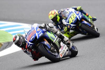 Jadwal Lengkap Race MotoGP Philip Island, Australia 2015