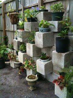 taman belakang rumah buatan sendiri