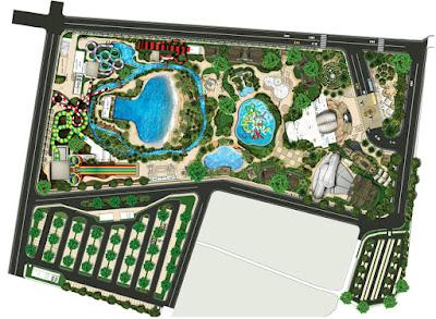 Desain Denah Jogja Bay Waterpark www.guntara.com