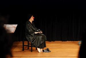 Vértice 2012. Ana Woolf en Detrás del telón
