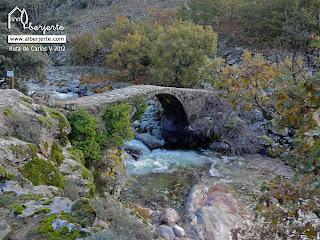 Ruta de Carlos V en el Valle del Jerte