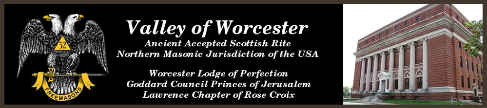 Scottish Rite - Valley of Worcester - NMJ