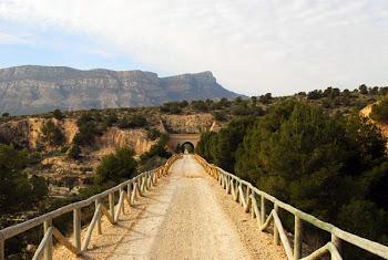 Via Verde del Maigmó