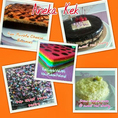 Aneka kek