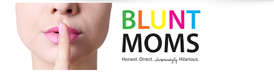 When It's Time to Break Your Own Rules {Find Me On BLUNTmoms today}