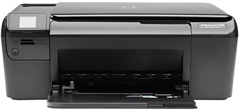 Драйвера для принтера hp photosmart c4683 скачать о