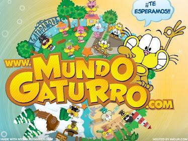 Blog Oficial de MUNDO GATURRO