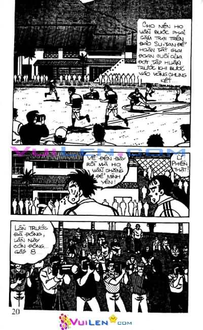 Jindodinho - Đường Dẫn Đến Khung Thành III Tập 63 page 20 Congtruyen24h
