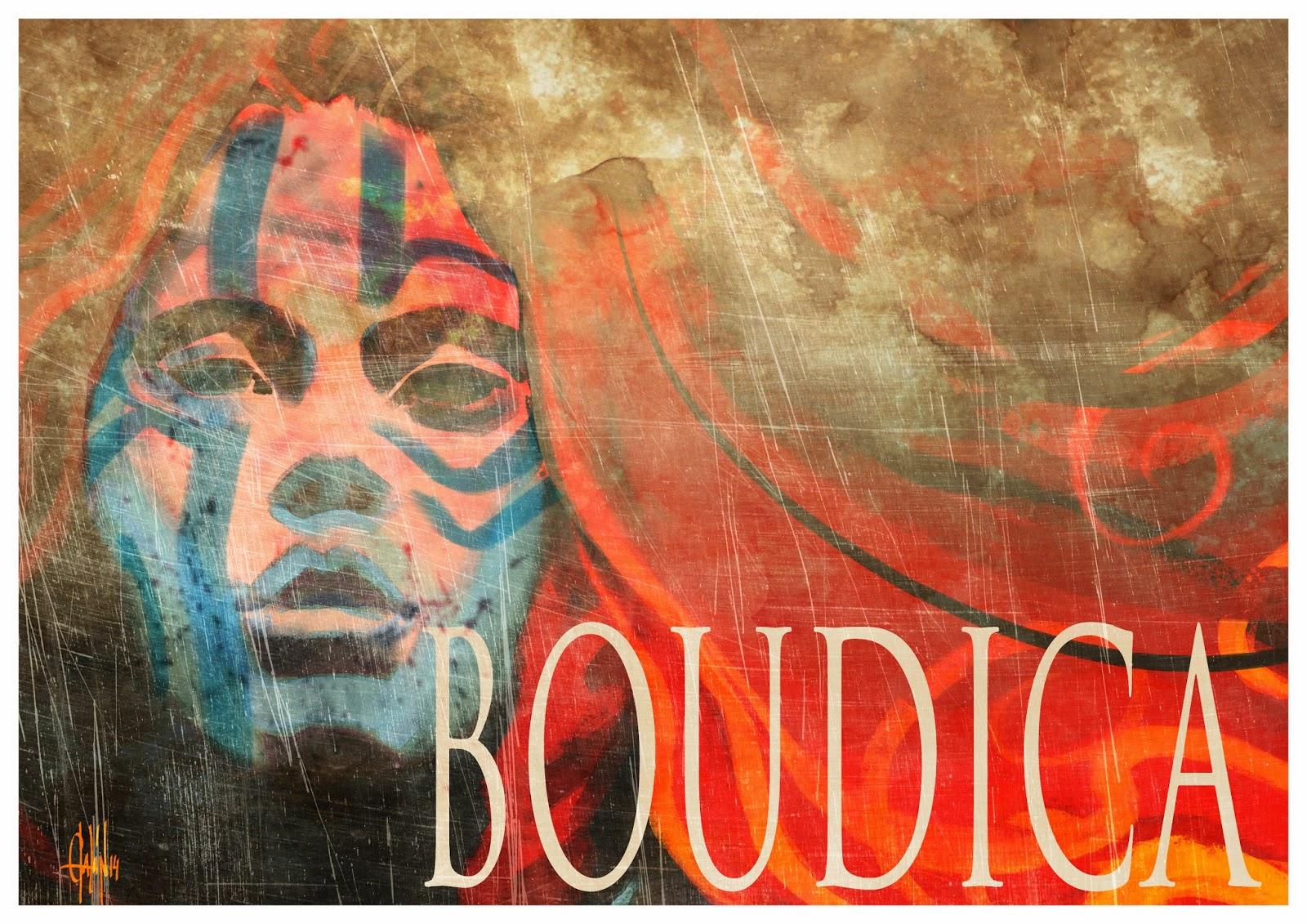 Semana de Boudica (I) modelada por Pedro Fernández