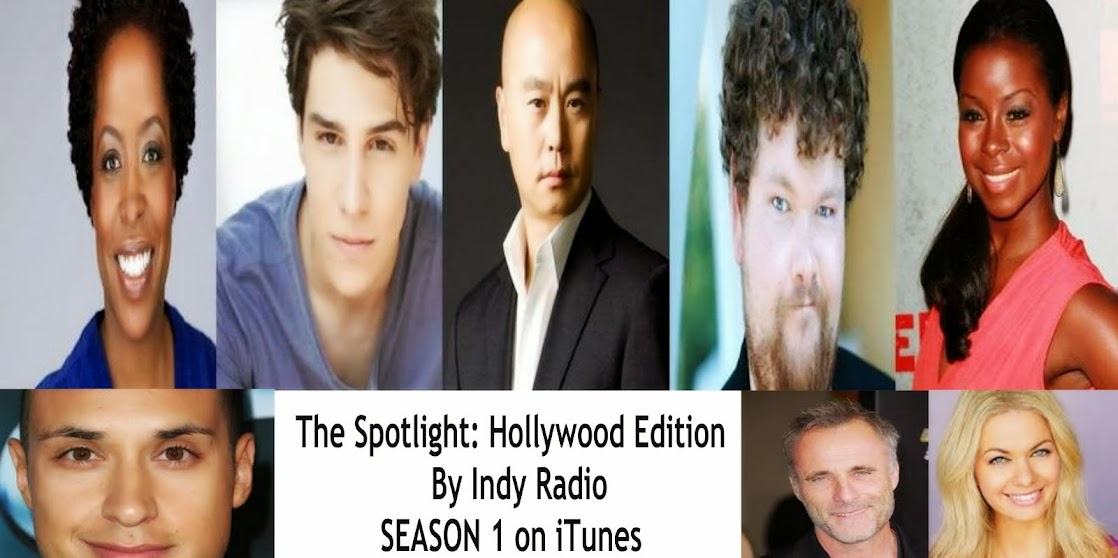 Hollywood Spotlight Radio Edition