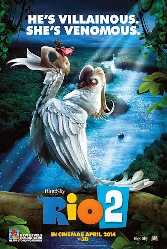 Asturias con niños: Río2, cine en Lugones de gratis