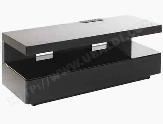 Meuble tv noir pas cher meuble tv for Meuble tv pas cher noir