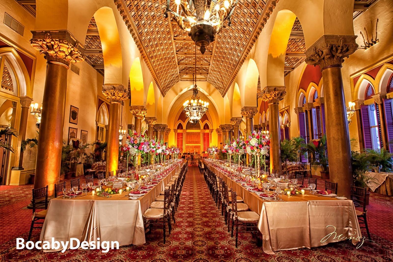 Boca By Design ROYAL FEAST