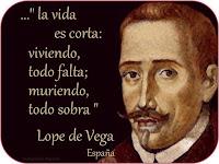 Félix Lope de Vega y Carpio (1562-1635)