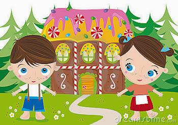 Cuento interactivo: Hansel y Gretel