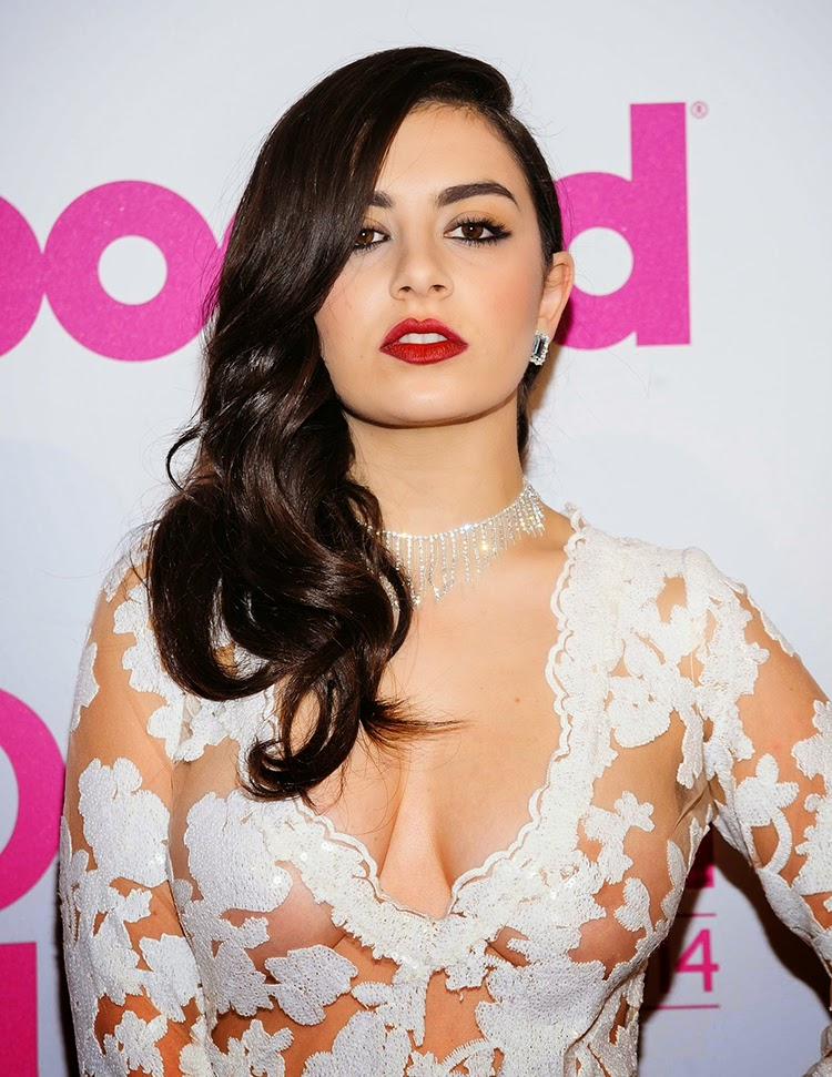 Look Fancy Like Charli XCX in Her Betsey Johnson Dress at The 2014 Billboard Women in Music Luncheon in NYC