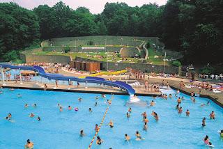 piscine extérieure marcinelle charleroi CENTRE DE DÉLASSEMENT
