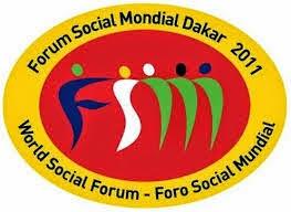 Guerci concurrio al FORO SOCIAL de DAKAR (Africa)