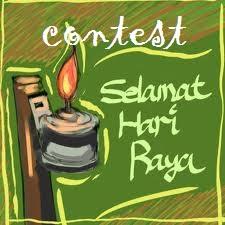 ~Contest Raya bersama Cik Eda~