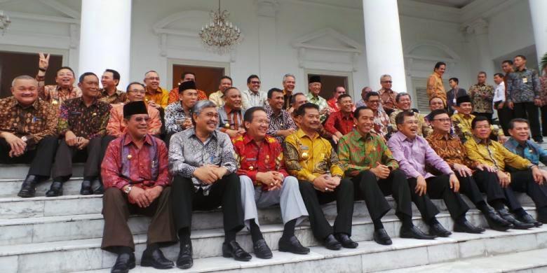 Jokowi: Pemeriksaan Kepala Daerah Harus Melalui BPK dan BPKP, Kecuali Tertangkap