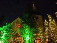 京都ノーザンチャーチ北山教会の十字架