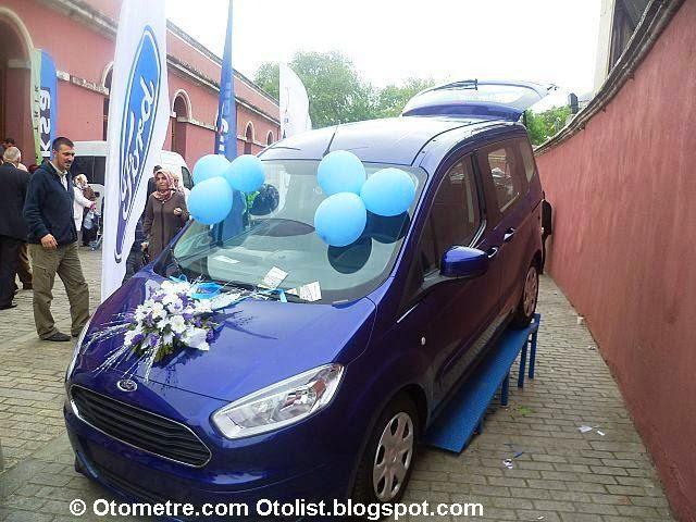 En küçük Ford aracı