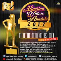 Nigeria Writers Award