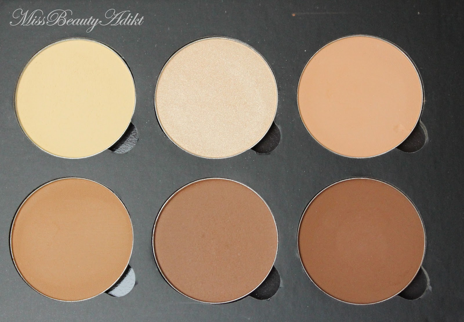 Wasn't Going To Use Some Of The Shades In The Prefilled Palette The  Palettees Free When You Order Six Of The Refills And You Still Only Pay  $40