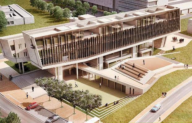 Nuevo Edificio Enfermería Campus UNAL Sede Bogotá