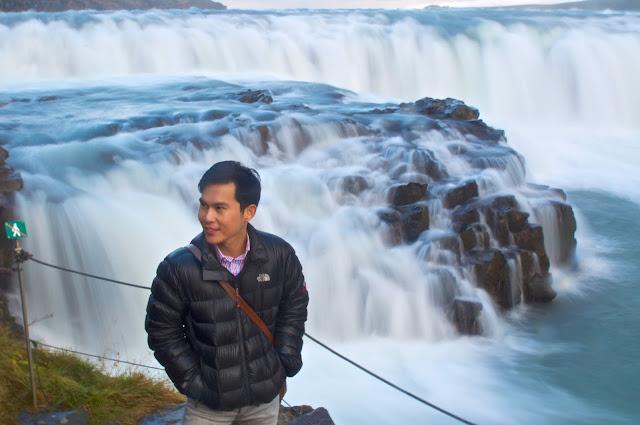 Gullfoss, The Waterfall gullfoss, the golden circle tour, travelling, travel, perjalanan, wisata, air terjun, iceland, eropa