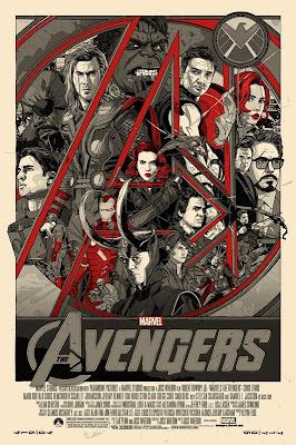 Avengers, Mondo, Tyler Stout, Whedon, Buffy,