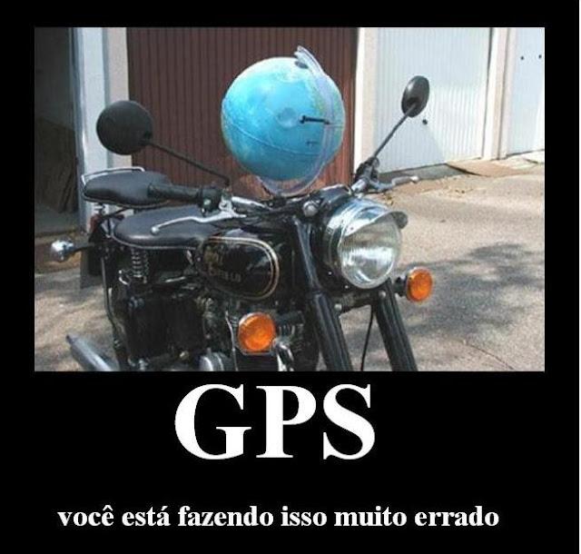 novo aparelho gps para motos