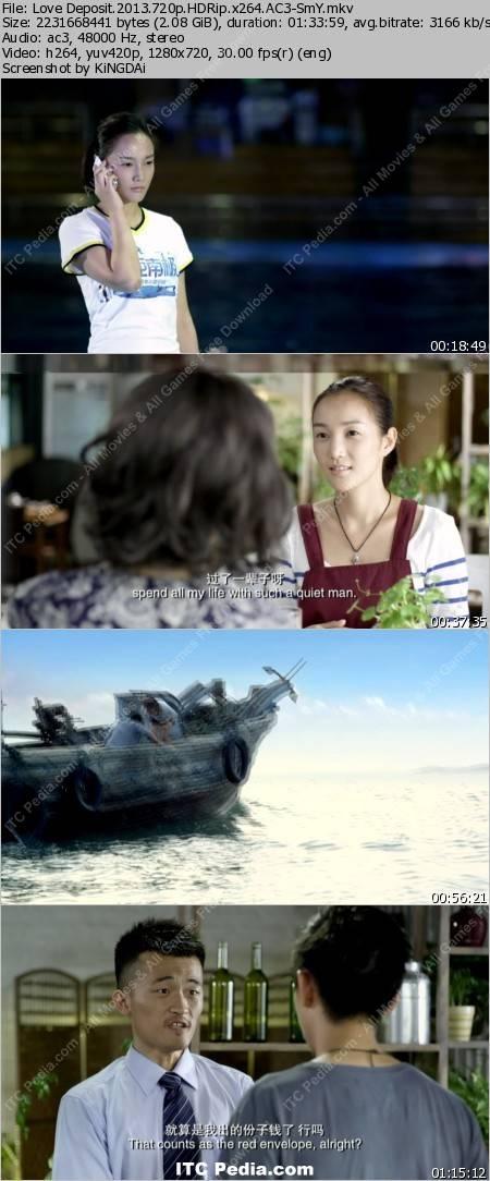 Love Deposit (2013) 720p HDRip x264 AC3 - SmY