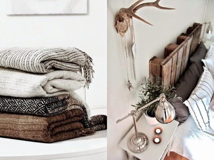 Bedroom Inspiration from Pinterest