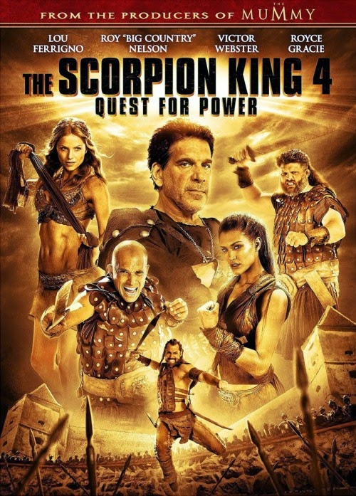 Król Skorpion 4: Utracony tron (2015)