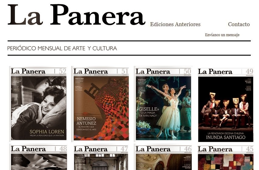 http://lapanera.miracultura.cl/