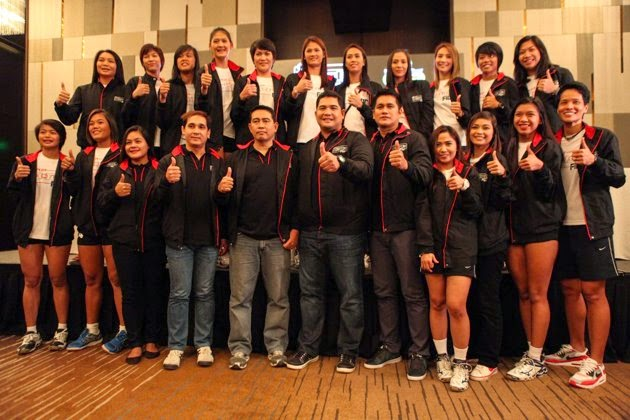 Philippines Women's Volleyball Team