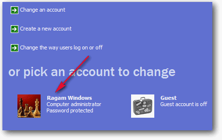 Administrator Account