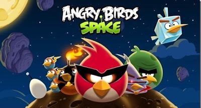 Free Download Angry Birds Space PC Game
